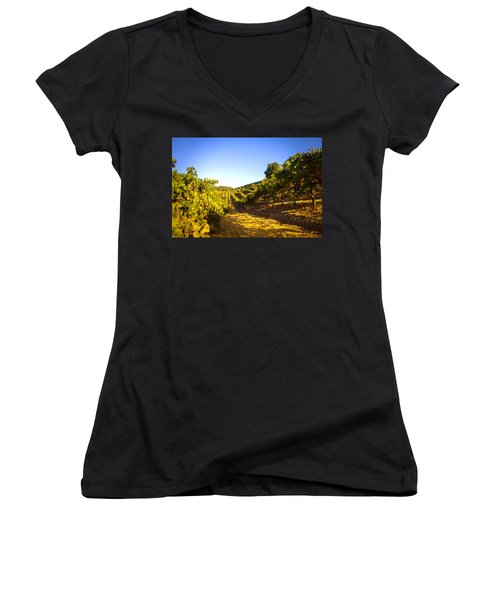 Opolo Winery Women's V-Neck