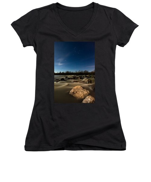 Orion Women's V-Neck T-Shirt