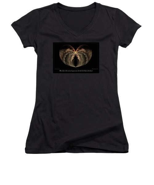 Outward Appearance Women's V-Neck