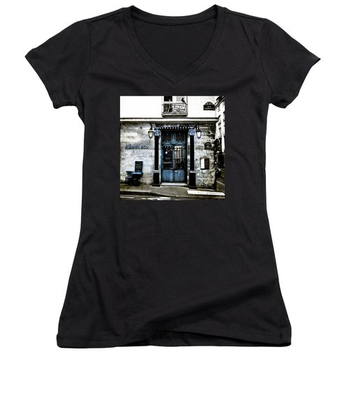 Paris Blues Women's V-Neck