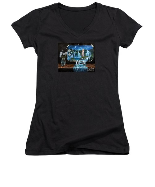 Passage Women's V-Neck T-Shirt