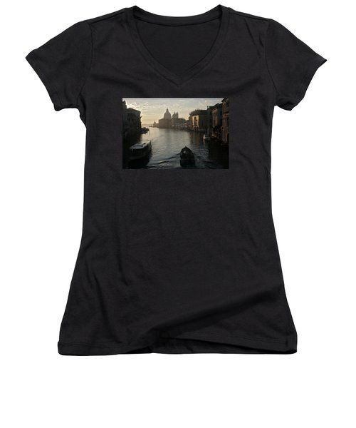 Perfect Morning Women's V-Neck (Athletic Fit)