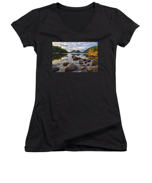 Perfect Pond Women's V-Neck