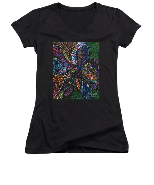 Possiblity  Women's V-Neck T-Shirt