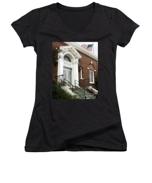 Post Office 38242 Women's V-Neck