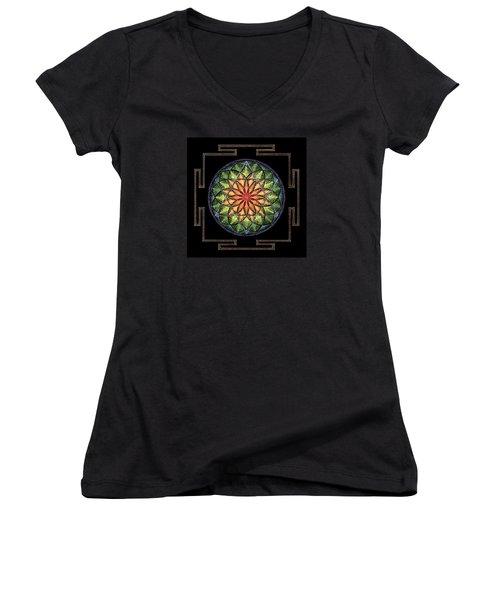 Prosperity Women's V-Neck T-Shirt