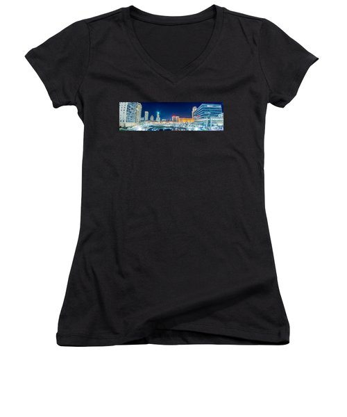 Providence Women's V-Neck (Athletic Fit)