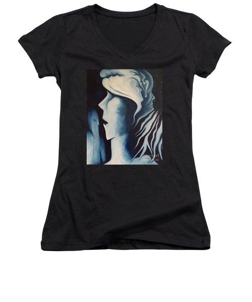 Refuge Women's V-Neck T-Shirt