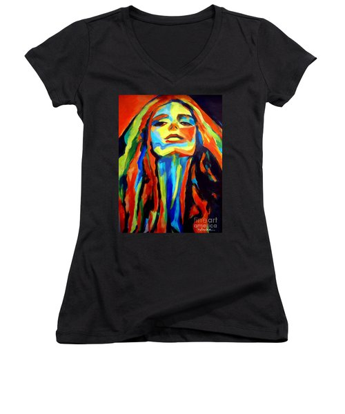 Revelations Women's V-Neck