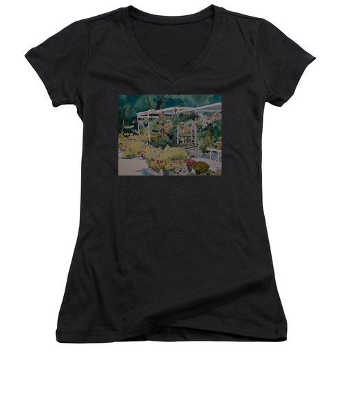 Roadside Stand Women's V-Neck