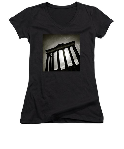 Roman Forum Women's V-Neck
