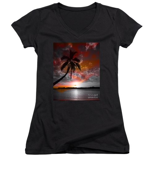 Romance II Women's V-Neck