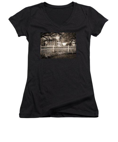 Rosalie House Women's V-Neck T-Shirt