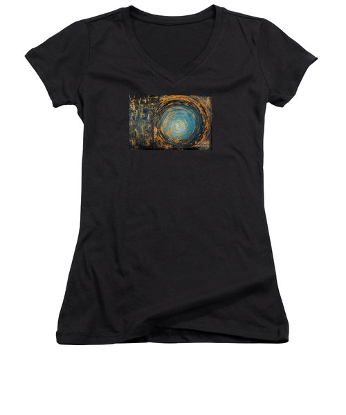 Rusty Women's V-Neck