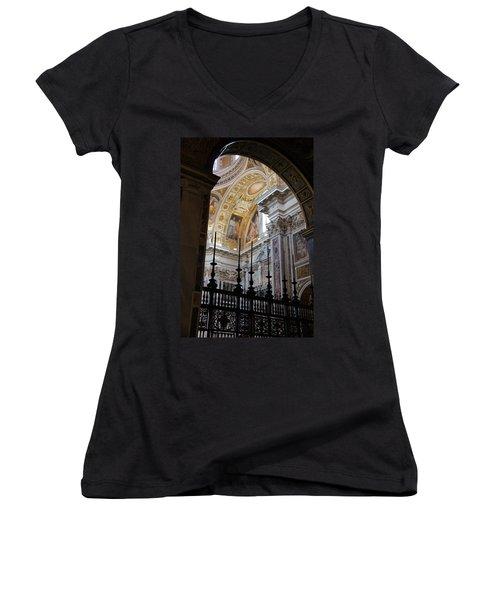 Santa Maria Maggiore Women's V-Neck T-Shirt