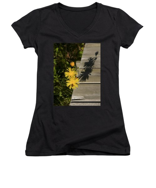 Shadowplay Women's V-Neck (Athletic Fit)