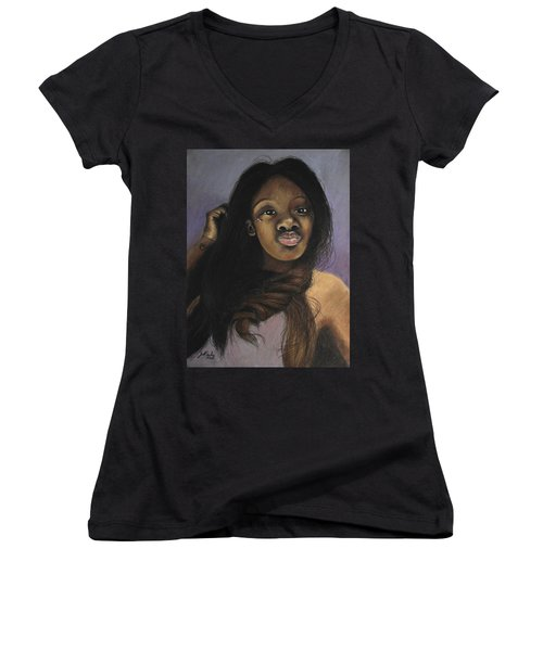 Sister Women's V-Neck T-Shirt
