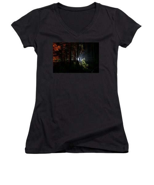 Something Out There Women's V-Neck