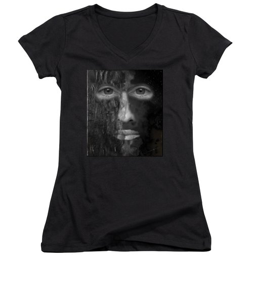 Soul Emerging Women's V-Neck T-Shirt
