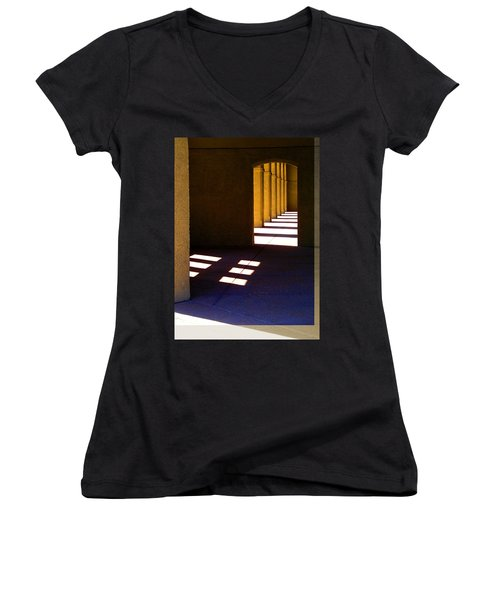 Spanish Arches Light Shadow Women's V-Neck