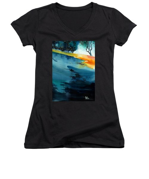 Spatial 1 Women's V-Neck