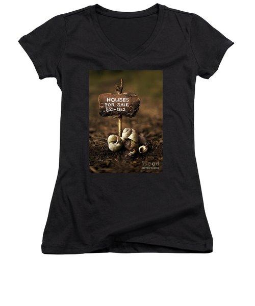 Special Offer Women's V-Neck T-Shirt