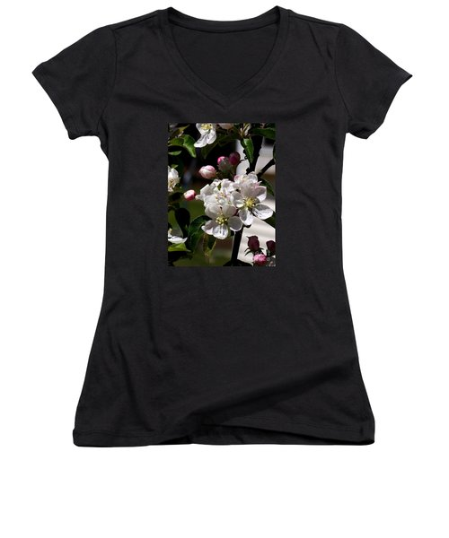 Special Tree Women's V-Neck (Athletic Fit)