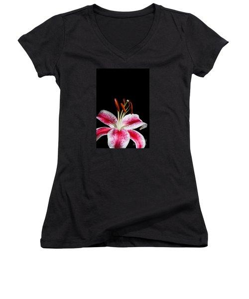 Stargazer Women's V-Neck T-Shirt