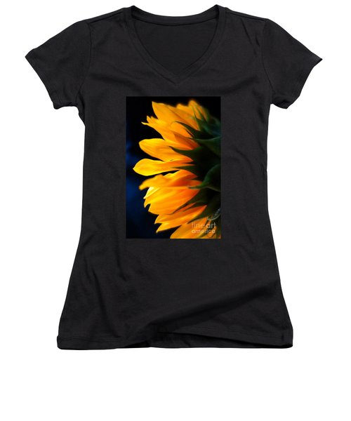 Sunflower 2 Women's V-Neck
