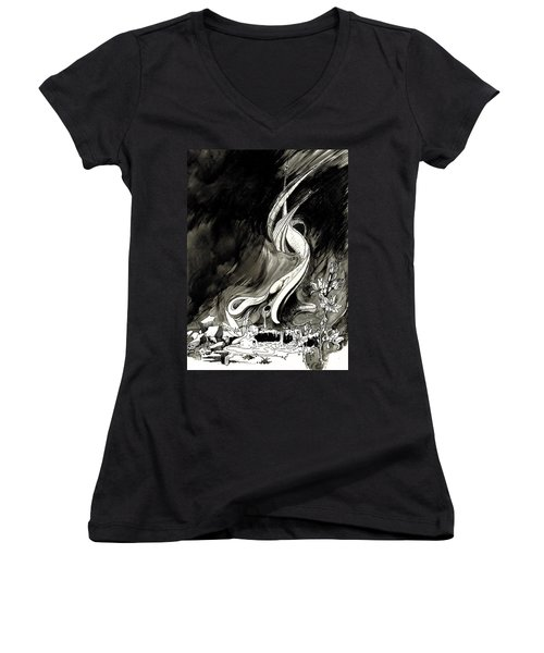 Fairy Women's V-Neck (Athletic Fit)