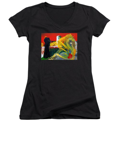 Suzanne's Dream IIi Women's V-Neck