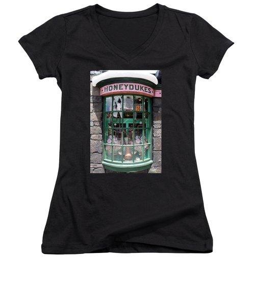 Sweets Women's V-Neck T-Shirt