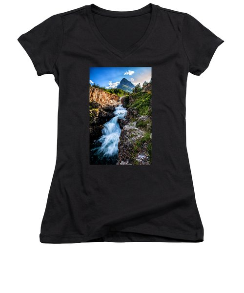 Swiftcurrent Falls Women's V-Neck
