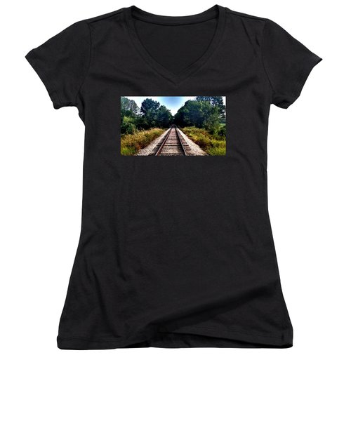 Take Me Home Women's V-Neck T-Shirt