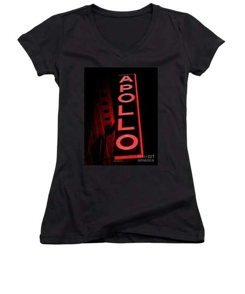 The Apollo Women's V-Neck T-Shirt