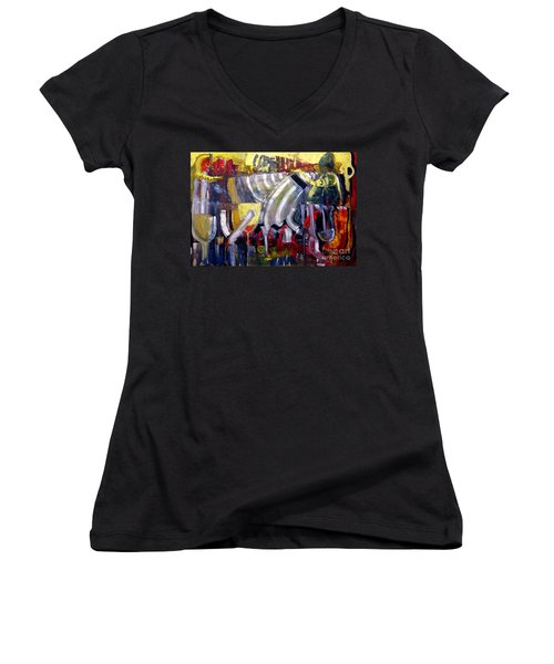 The Bar Scene Women's V-Neck
