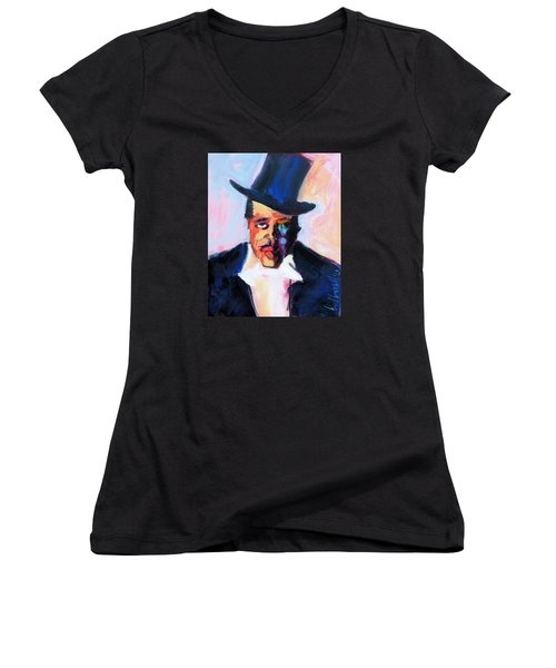 The Duke Women's V-Neck T-Shirt