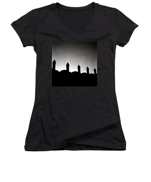 Timeless Inspiration Women's V-Neck T-Shirt