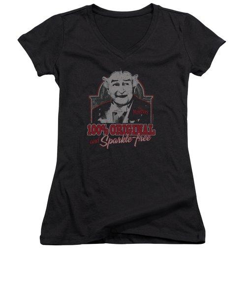 The Munsters - 100% Original Women's V-Neck T-Shirt