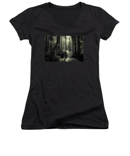 The Woods Women's V-Neck T-Shirt