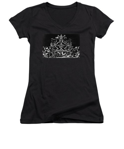 Time Iv Love II Women's V-Neck