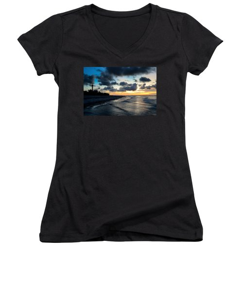 To See The Light... Women's V-Neck