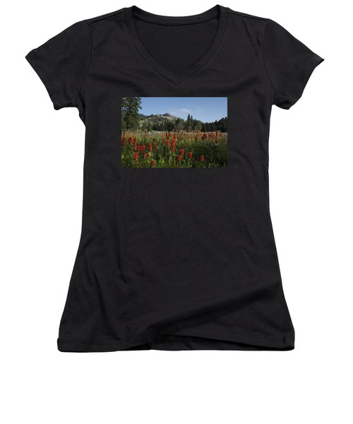 Tony Grove Lake Women's V-Neck