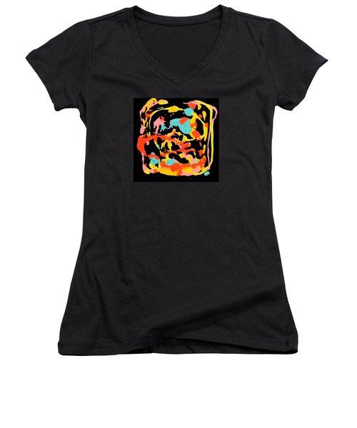 Two Carnival Women's V-Neck T-Shirt