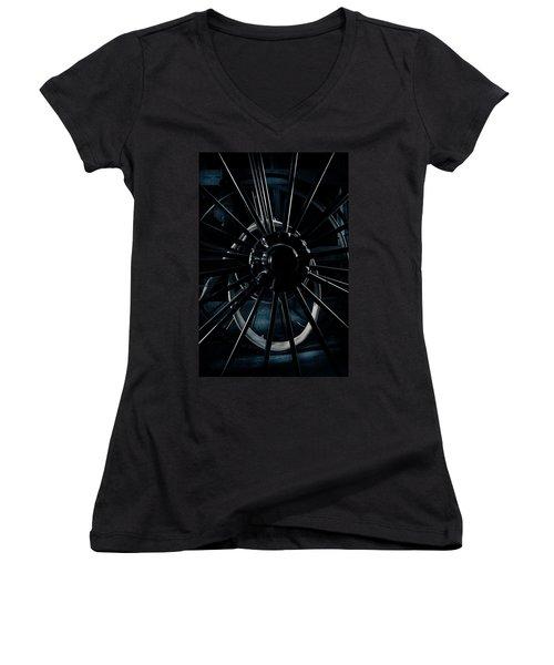 Unspoken Women's V-Neck T-Shirt
