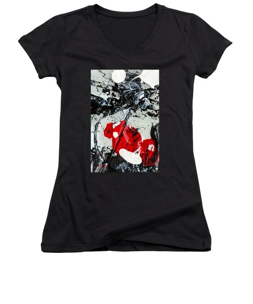 Untitled Number Two  Women's V-Neck