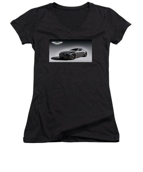 Vantage V12 Women's V-Neck T-Shirt