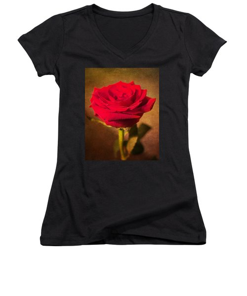Vintage Beauty Women's V-Neck