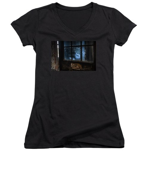 Ward Personnel Only Women's V-Neck