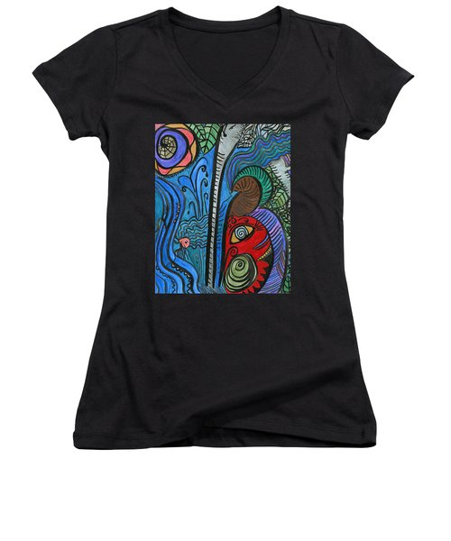 Water For Elephant Women's V-Neck T-Shirt